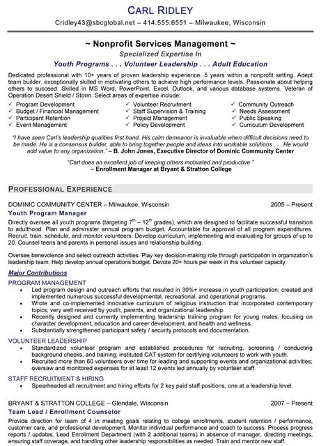 Director Of Development Resume Samples Diamond Geo Engineering Services  Non Profit Resumes