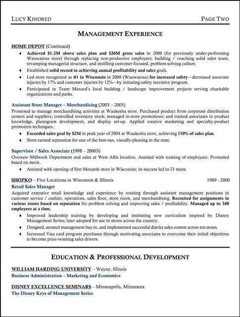 Resume For Warehouse Worker – Warehouse Worker Resume